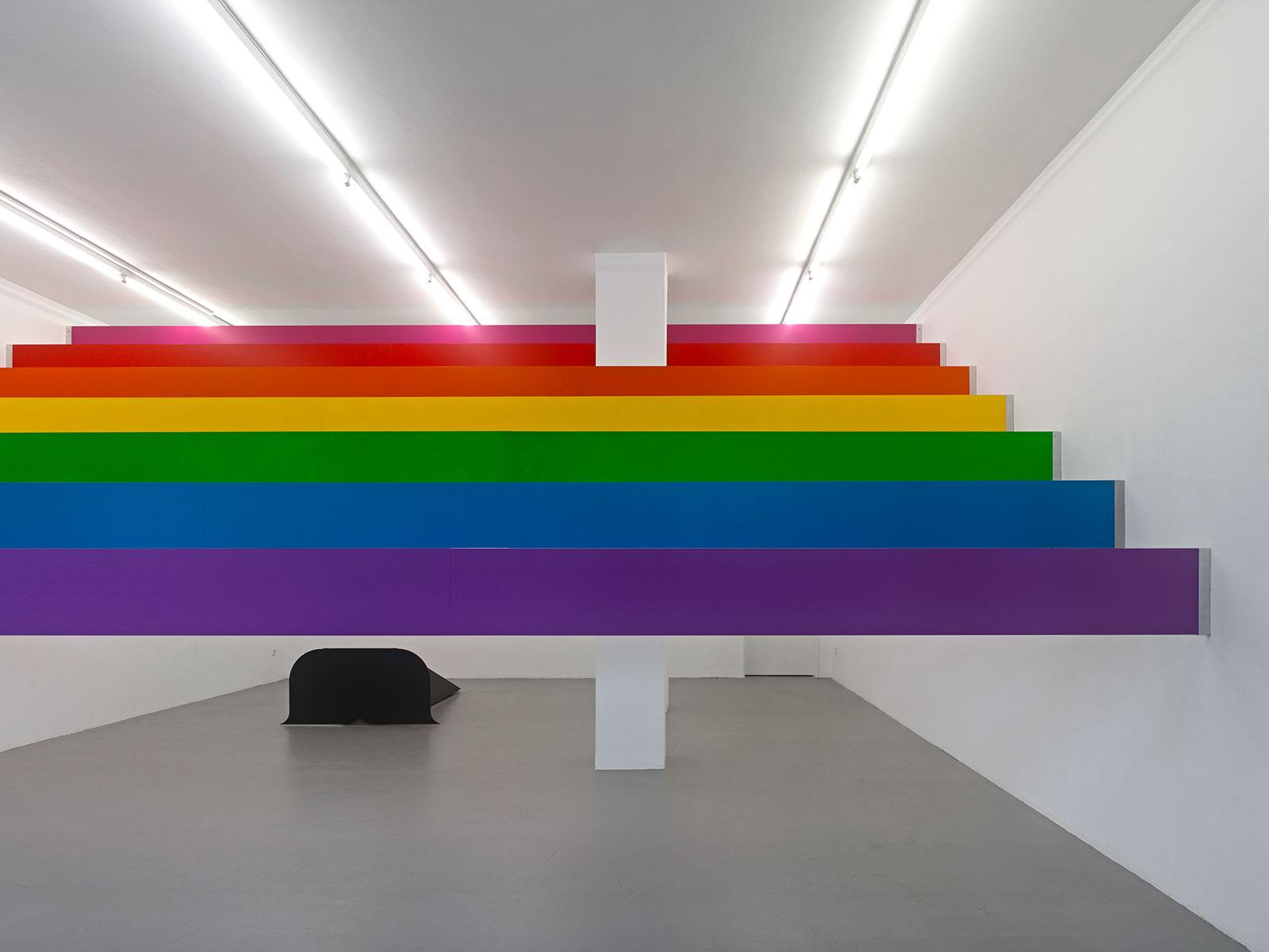Stefan Wissel   Rainbow Warrior Design